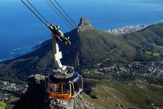 Table Mountain Tickets