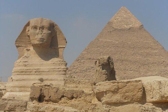 Tour di 3 giorni 2 notti al Cairo da