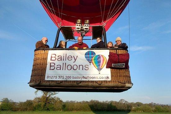 Vol en montgolfière au départ de...