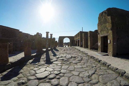 Privé Pompeii en Herculaneum uit ...