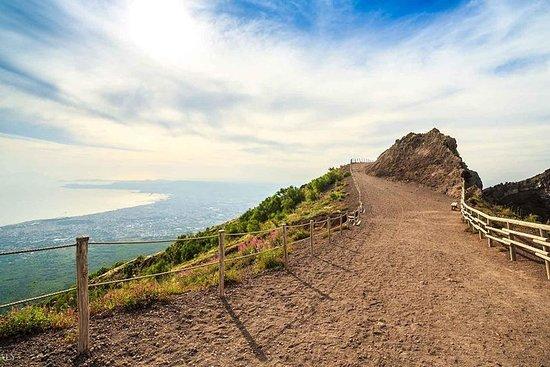 Private Pompeii and Mt Vesuvius From...