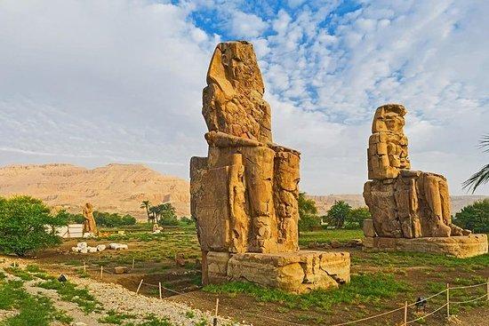 Dagstur til Luxor fra Hurghada i bil