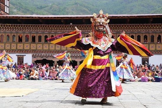 Visite culturelle ultime du Bhoutan...