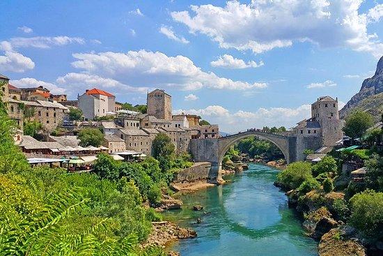 Mostar & Kravica watervallen Excursie ...
