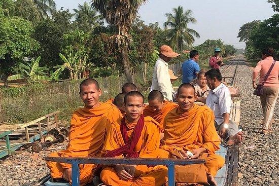 Battambang privado fuera del circuito...