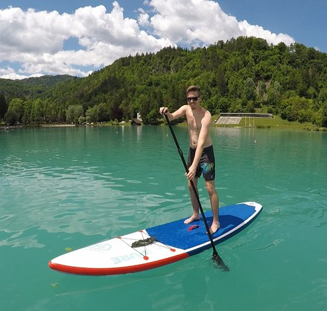 Zgornji Brnik, Slovenia: SUP, Lake Bled (summer tours)