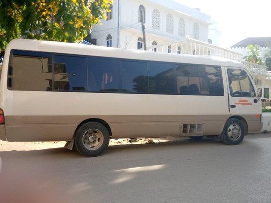 Jambo Zanzibar taxi