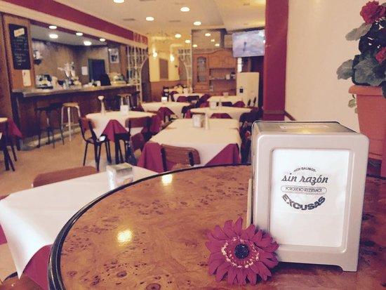 imagen Restaurante Fuente de Cristal en Utiel