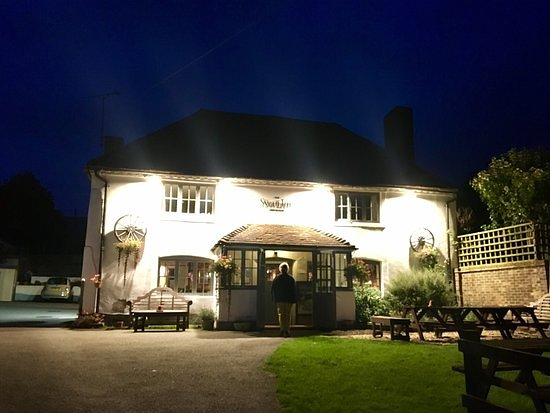 Barton Stacey, UK: The Swan Inn