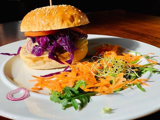 San Bernardino, İsviçre: Il nostri hamburger di selvaggina