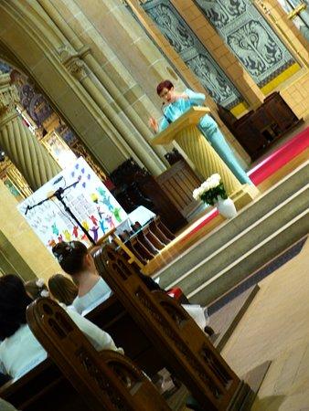 Montigny-les-Metz, Франция: Jour de communion solennelle