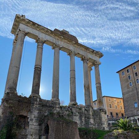 羅馬建城日照片