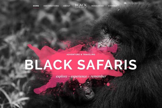 BLACK SAFARIS