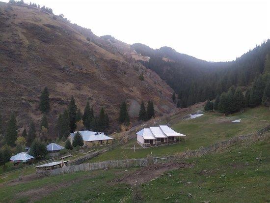Тар-Суу, Киргизия: Kok Archa