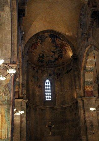 Abu Ghosh, Israël: Inside the sanctuary