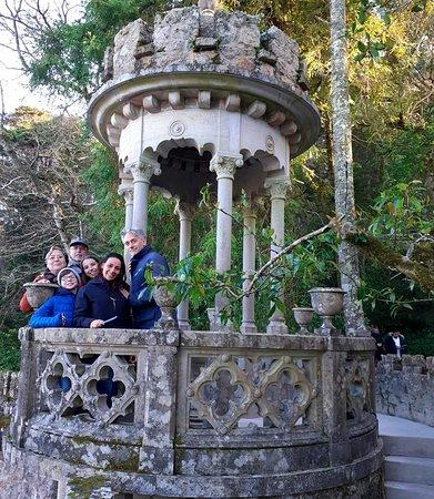 Tours and Transfers: Quinta da Regaleira