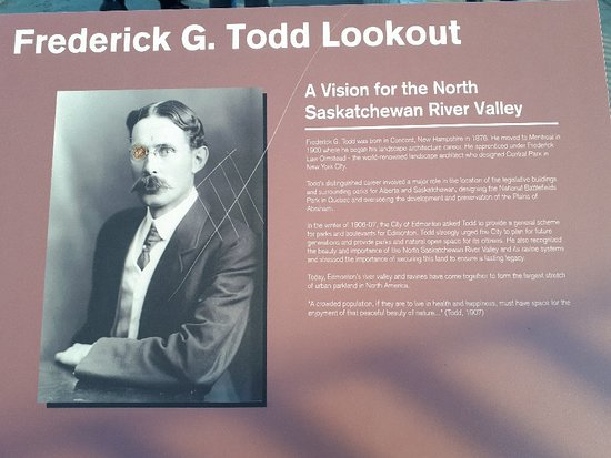 Frederick G Todd Lookout