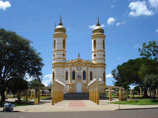 California, PR: Igreja Matriz São Francisco de Assis Califórnia Paraná