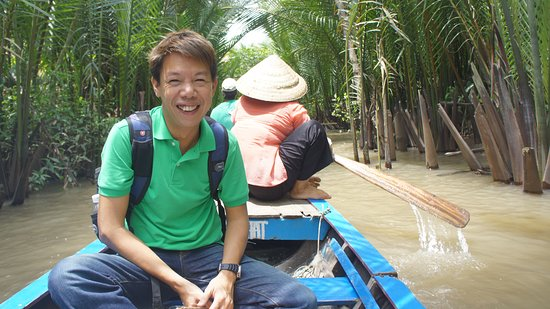 When one is in HCMC (Saigon), the Mekong Delta River Cruise is a must !