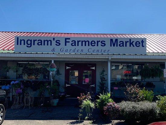 Ingram S Farmers Market Garden Center Restaurant Millbrook