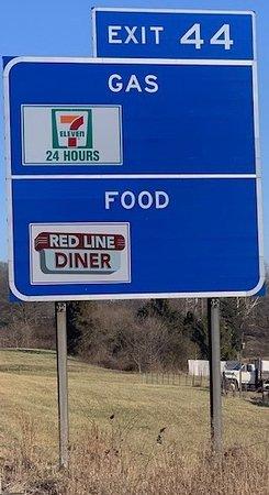Saint Albans, Virginia Occidental: Exit 44