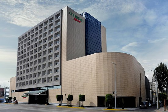 Courtyard by Marriott Mexico City Revolucion