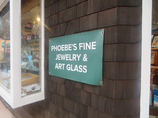 Phoebe's Fine Jewelry and Art Glass