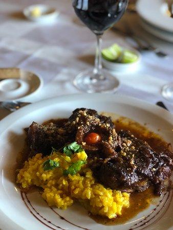 Alto Jahuel, Chile: Dona Paula restaurant