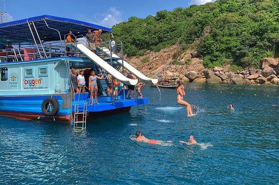 Oxygen Tour Koh Tao