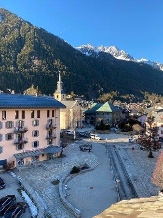 Park Hotel Suisse & Spa, hôtels à Chamonix
