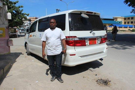 Taxi Zanzibar