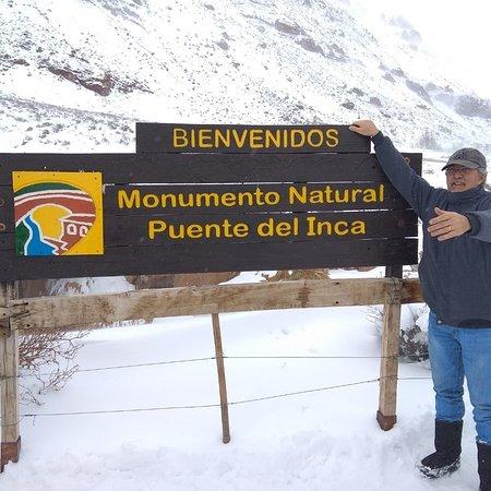 Puente del Inca, Argentina: Imperdible visita a esta obra de la naturaleza