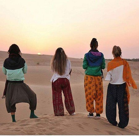 Jimmy Camel Safari Jaisalmer