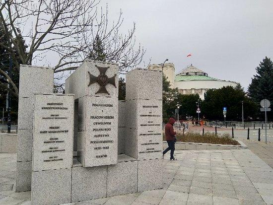 Pomnik Armii Krajowej i Polskiego Państwa Podziemnego