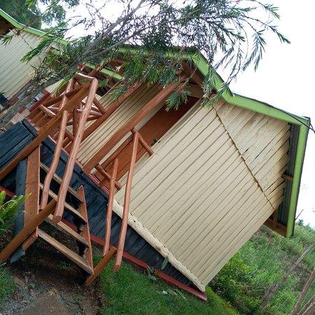 Muranga, Kenia: Our warm cottages 😴