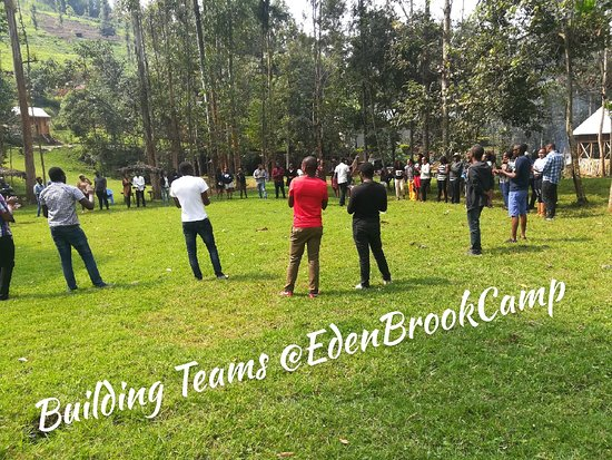 Muranga, Kenia: Team building/ Wedding grounds