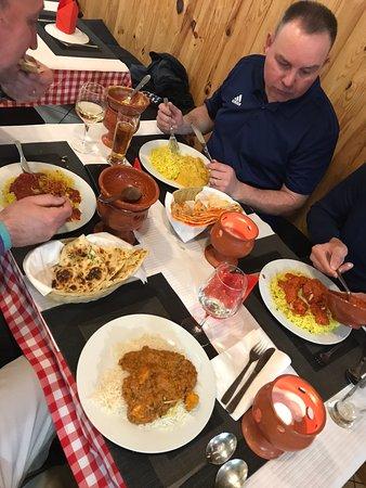 Great restaurant – Billede af Made In India, Albufeira - Tripadvisor