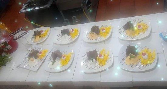 Caqueza, Колумбия: Restaurante la pampa
