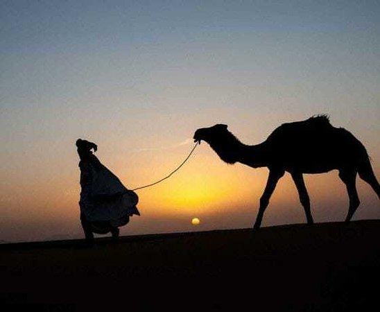 ארג צ'בי, מרוקו: 3 Dias desde Marrakech al desierto Merzouga