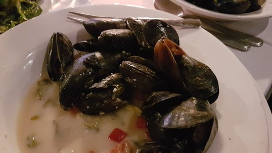 Best Mussels in Ottawa!!