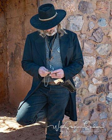 McNeal, AZ: Double Adobe Walls Photo Shoot