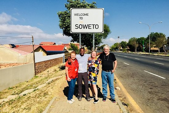 Soweto and Johannesburg historical and cultural tour Resmi