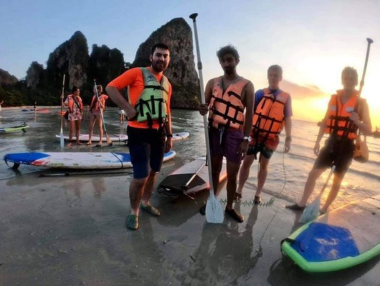 ‪Railay Anda SUP Board‬