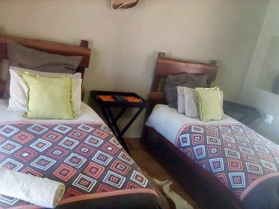 Barkly West, Republika Południowej Afryki: 1 Room 2 Sleep with bathroom