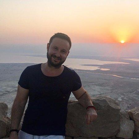 Slava Bazarski Tour Guide in Israel