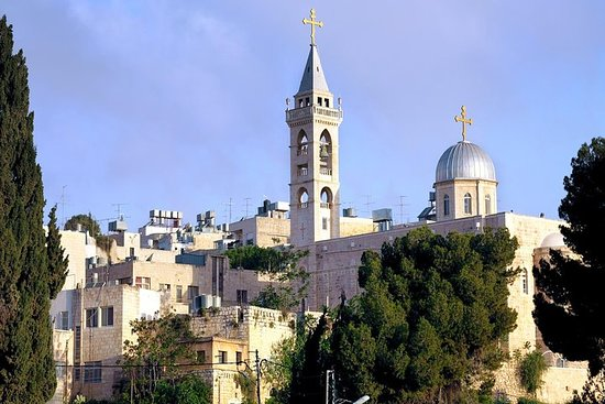 Bethlehem Half-Day Historical Trip from...