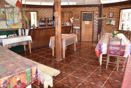 Surama Village, Гайяна: Dining area