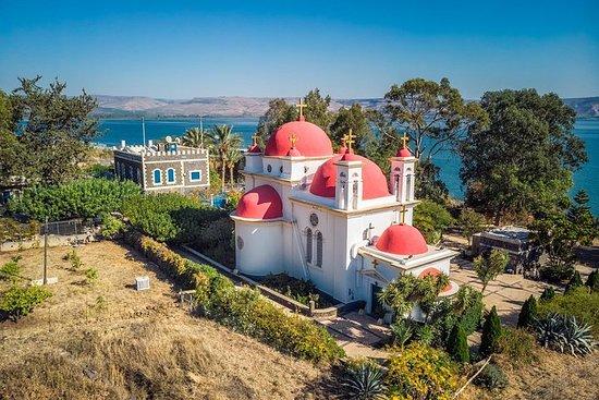 Excursión de un día al mar de Galilea...