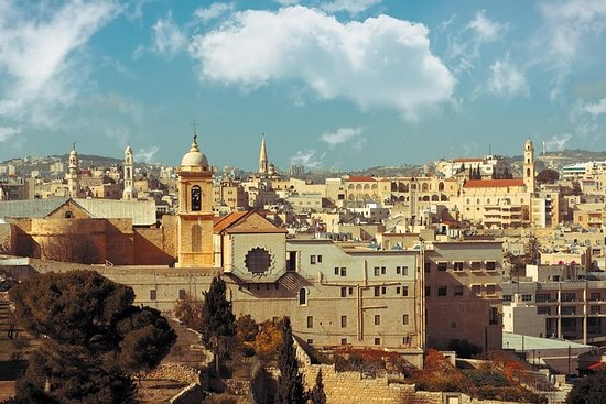 Bethlehem and Jericho Day Biblical Tour...