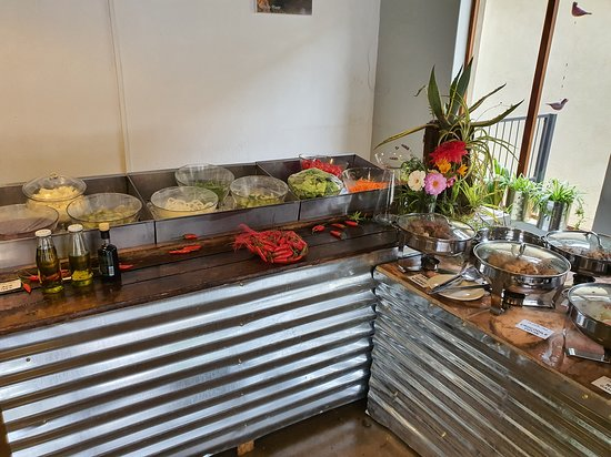 Buffet Lunch Meals